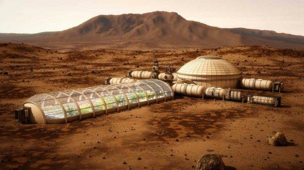 В NASA заявили, что отправят экспедицию на Марс к 2030 году