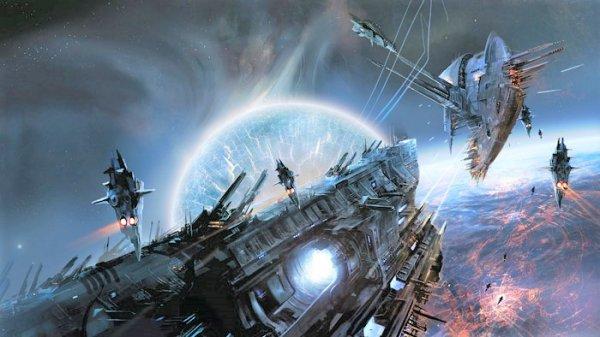 Учёные: Галактическая война уничтожила инопланетные цивилизации