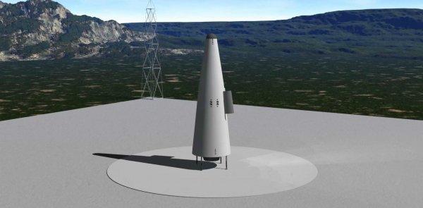 В России создается многоразовая ракета-конкурент Falcon 9