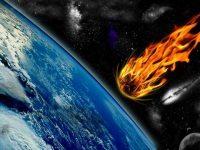 Астрономы рассказали, почему метеориты взрываются в атмосфере Земли