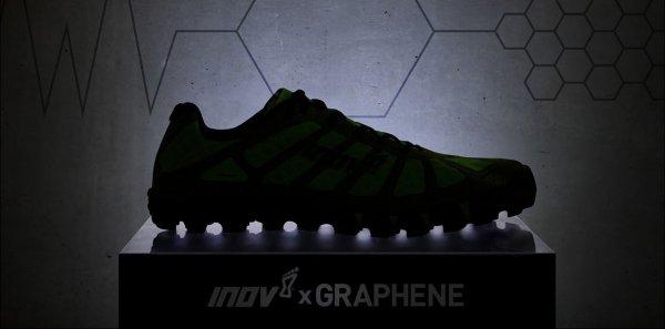 Износостойкие кроссовки с графеном появятся в продаже в 2018 году