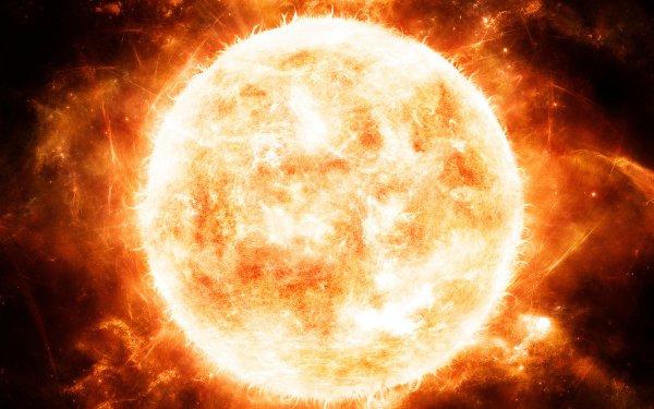 Уфологи: Инопланетяне передвигаются через портал на Солнце
