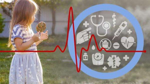 Врачи: Дети-диабетики чаще умирают от внезапной остановки сердца