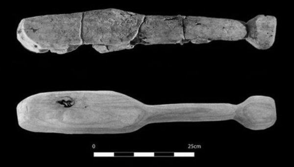 Археологи попытались воссоздать традиционный способ убийства в период неолита