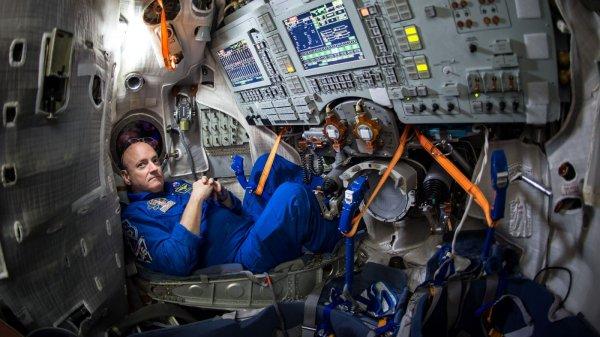 Американским космонавтам доставят киноленту «Звёздные войны» прямо на орбиту