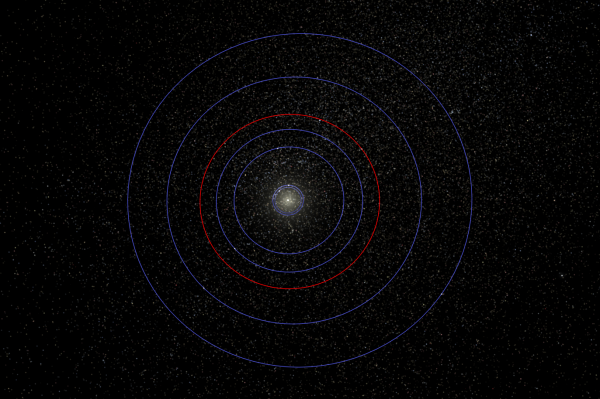 Учёные NASA заявили об обнаружении аналога Солнечной системы