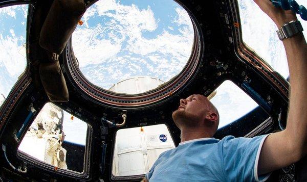 На МКС появится специальный модуль для туристов