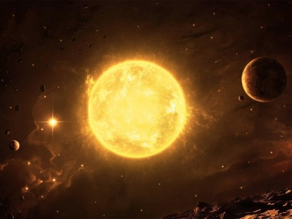 Астрофизики научились взвешивать звезды с точностью до 25 процентов