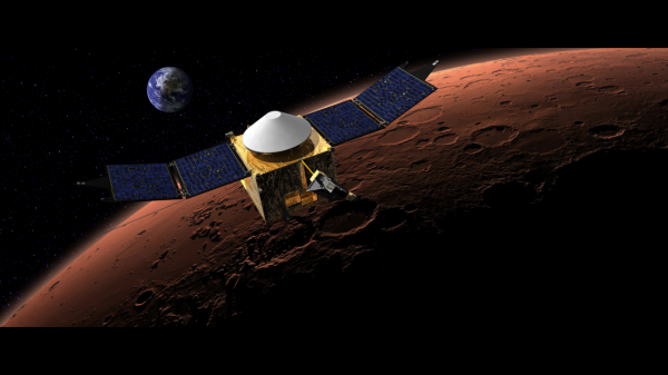 Учёные: Зонд NASA MAVEN поможет найти инопланетную жизнь в отдалённых мирах