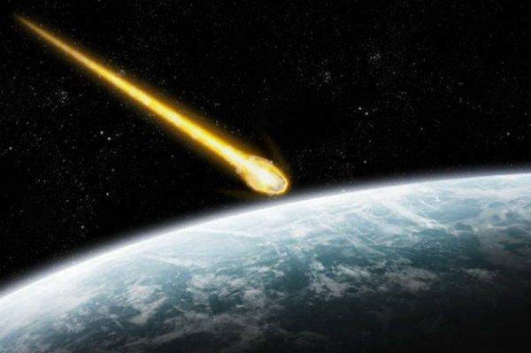 Видео взрыва метеорита в небе над Сочи заворожило пользователей