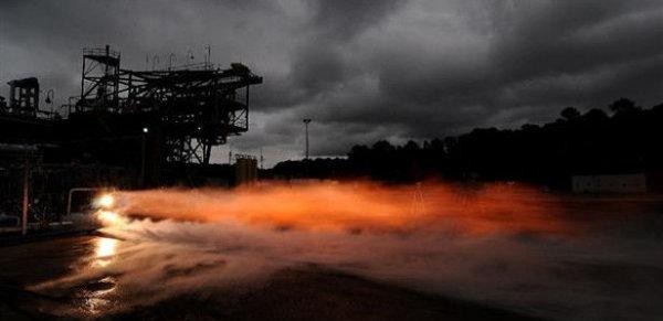 NASA протестировало двигатель, созданный на 3D-принтере