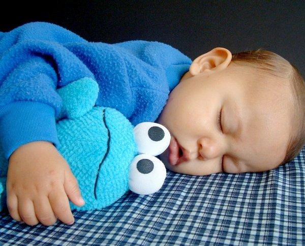 Детский храп может быть симптомом опасного заболевания