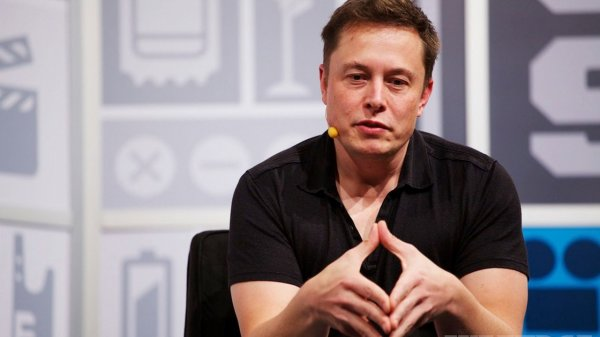 Илон Маск заявил, что планирует построить поезд будущего