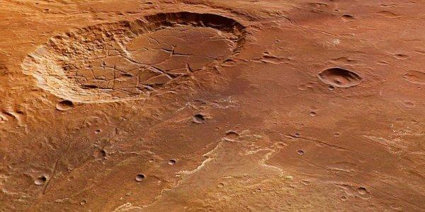 Марс не всегда был соседом Земли. Почему природа этих планет так неоднозначна?