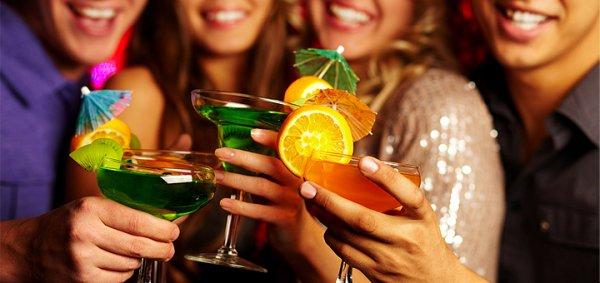 Социологи: Количество пьющих подростков увеличивается