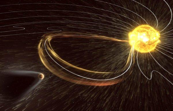 Солнечная активность упала до минимума раньше срока