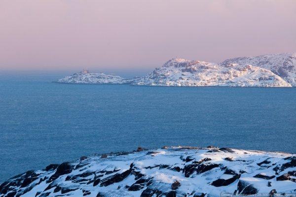 Карское и Баренцево моря — новый источник углеводородов
