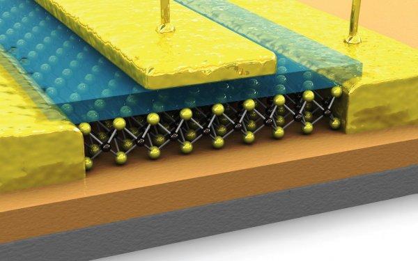 Учёные продемонстрировали транзистор с эффектом отрицательной ёмкости