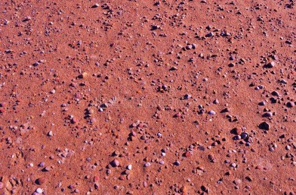 Ученые: Поверхность древнего Марса поглотила всю воду, как губка