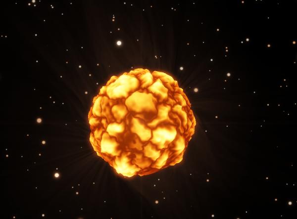 Ученые обнаружили гигантскую космическую аномалию: Солнце ожидает взрыв