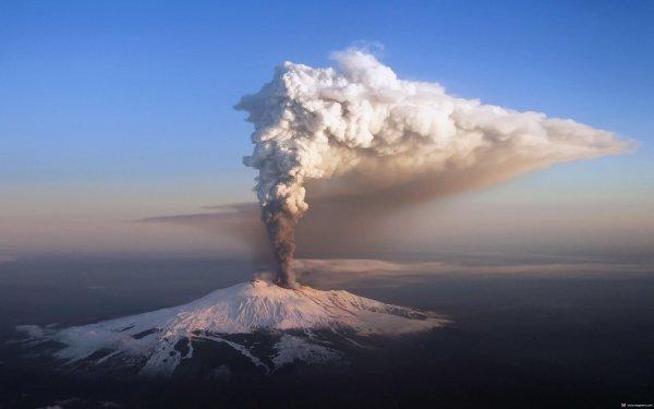 Ученые: Изменение климата может привести к массовым извержениям вулканов
