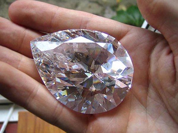 Ученые: Млечный путь представляет собой гигантское кладбище алмазов