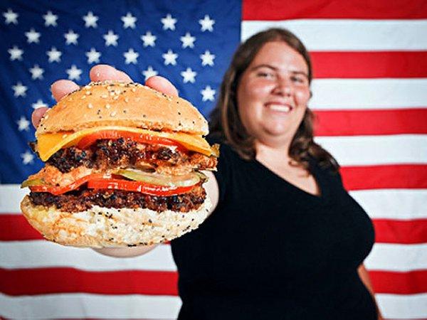 Ученые выяснили, почему американцы самая толстая в мире нация