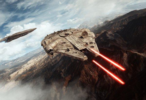«Тысячелетний сокол» прибыл на Землю: НЛО начал вторжение?