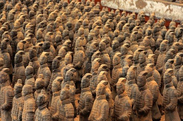 Учёные: Первый император Китая искал эликсир бессмертия
