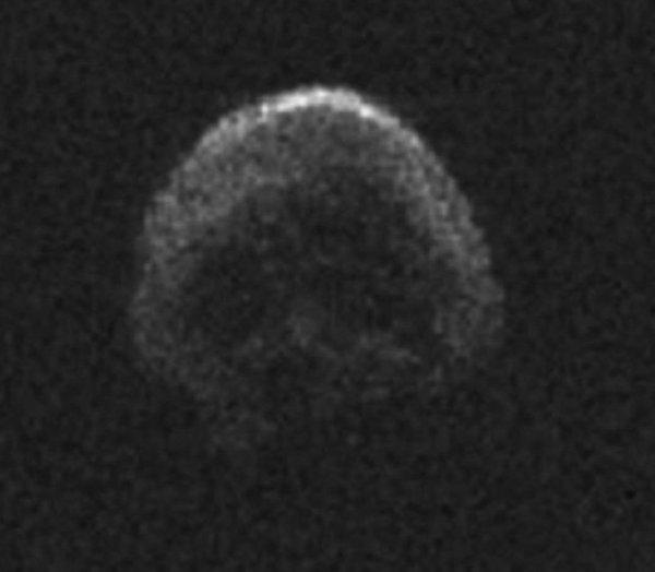 Перед Новым годом мимо Земли пролетит «череп»
