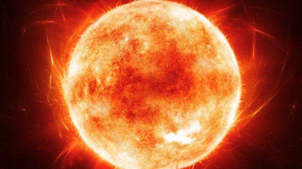 Учёные доказали что угасание Солнца жители Земли заметят лишь через 8 минут