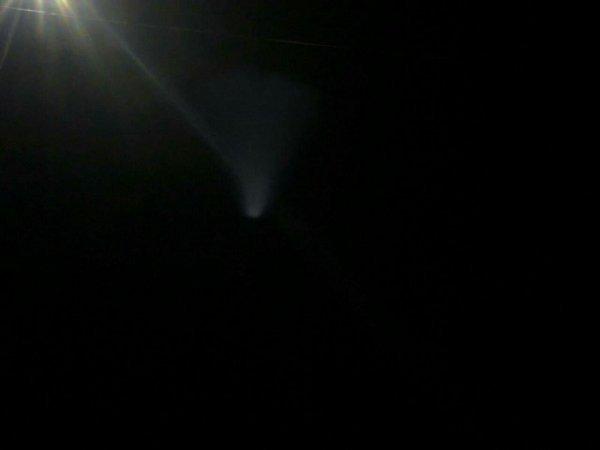 Загадочный НЛО в ЛНР: Инопланетные корабли атакуют РФ?