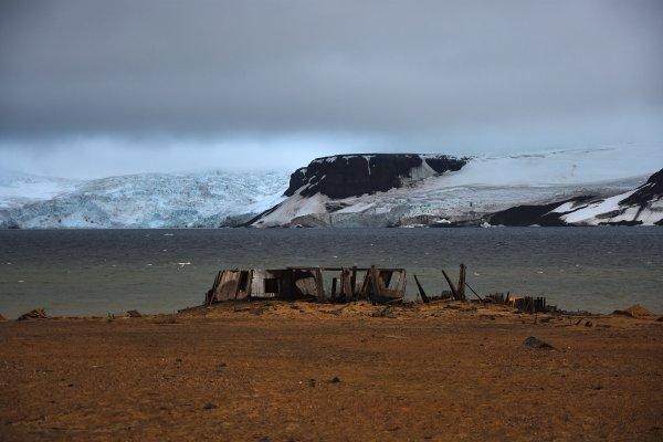 В Архангельской области нашли 200 артефактов американских полярников