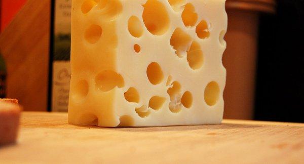 Ученые из Петербурга вывели полимер, напоминающий швейцарский сыр?