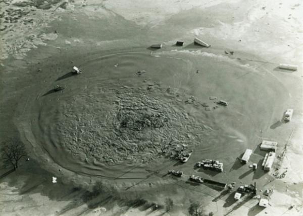Вода с метаном: Газовая скважина отравила воду на десятки лет вперед