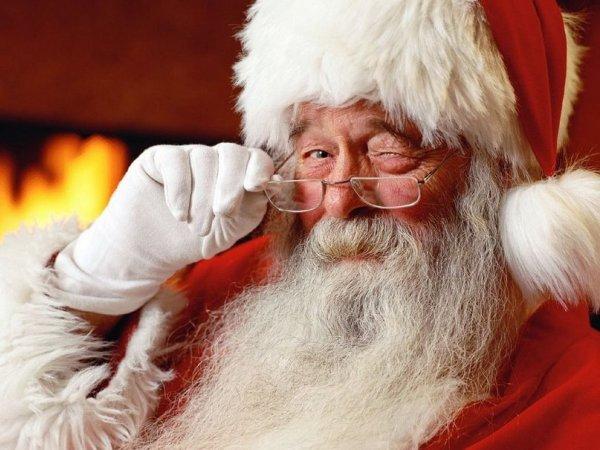 Ученые: Из-за потепления Санта-Клаус переехал жить в просторы космоса