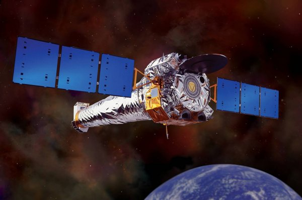 Ученые NASA раскрыли источник таинственных космических радиосигналов