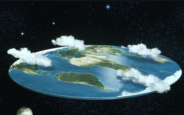 «Общество плоской Земли» назвали средневековой глупости