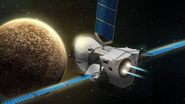 NASA планирует отправить миссию к Меркурию в следующем году