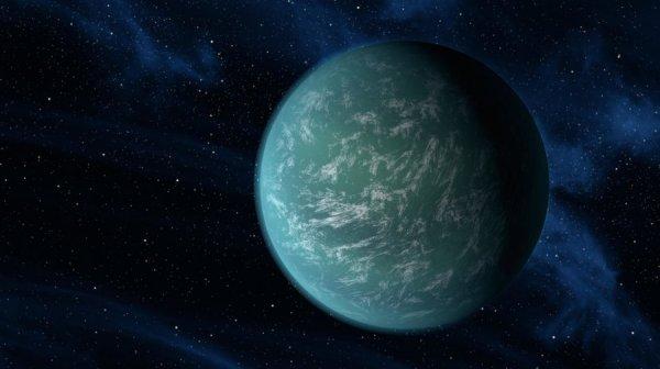 Экзопланета Kepler-22 может быть заселена жизнью