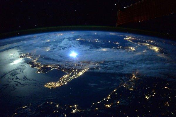 NASA смонтировало ролик из 10 лучших фотографий 2017 года
